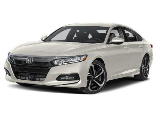 Honda Accord Sedan >> 2019 Honda Accord Sport 1 5t Cvt
