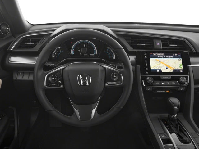 2018 Honda Civic Hatchback EX L Navi CVT Honda Dealer
